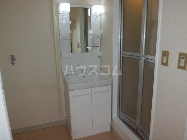 グランドハイム秋元 301号室の洗面所