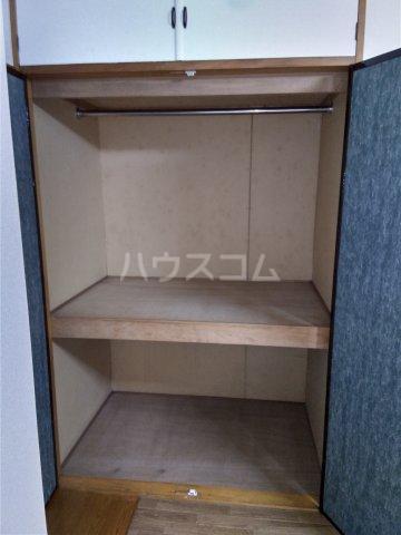 ハイツスプリング 102号室の収納