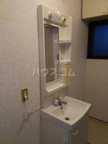 ハイツスプリング 102号室の洗面所