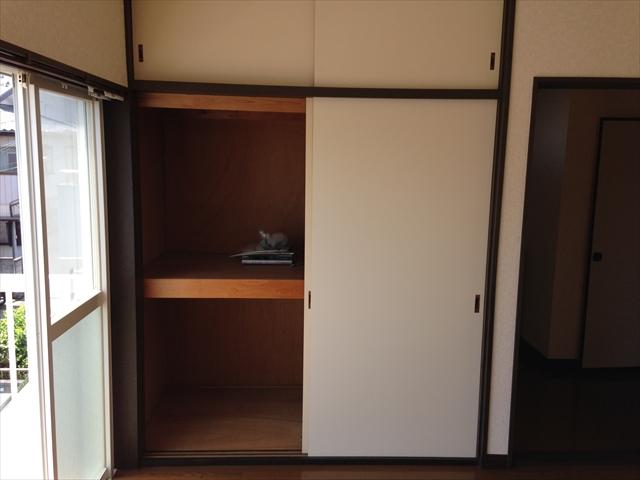 メゾンドスギタ 102号室の収納