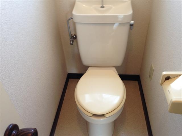 メゾンドスギタ 102号室のトイレ