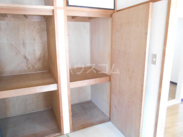 メゾンサンパーク 105号室の収納