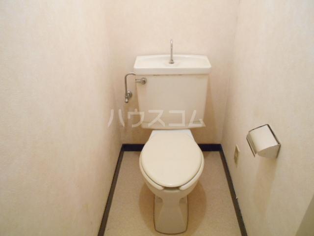 メゾンサンパーク 105号室のトイレ