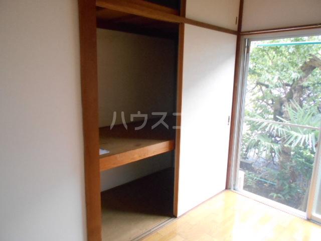リバー橋本 1号室の収納