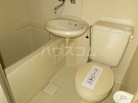遠山ビル 303号室のトイレ