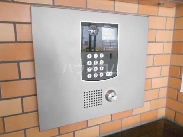 ライオンズマンション春日部第6 1205号室のセキュリティ