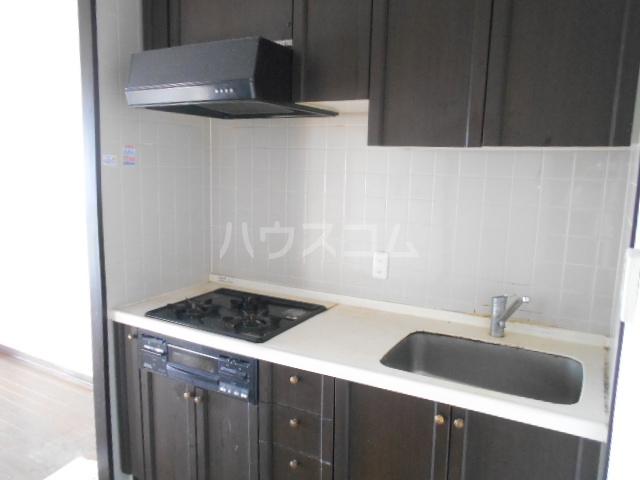 ライオンズマンション春日部第6 1205号室のキッチン