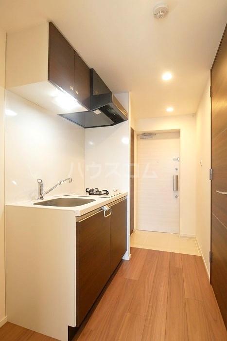 ラフィスタ新小岩Ⅱ 702号室のキッチン