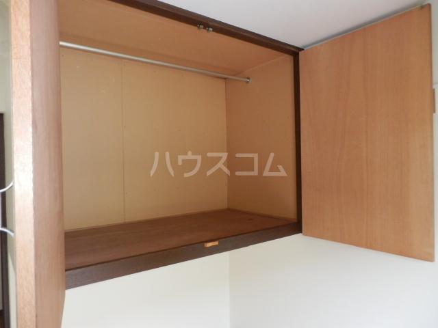 ラサール青柳 102号室の収納