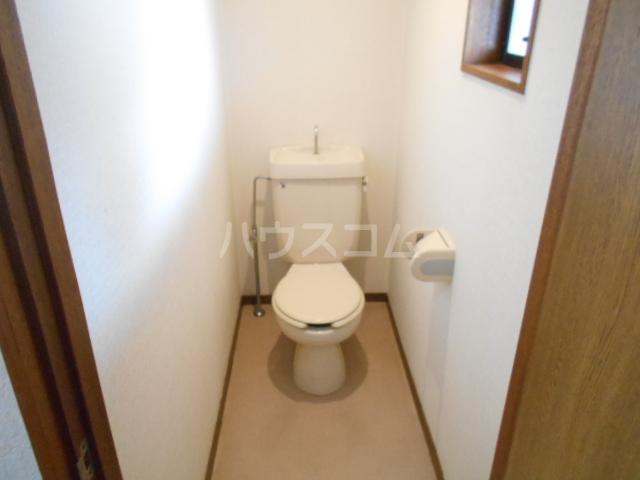 ハイツ福田 202号室のトイレ