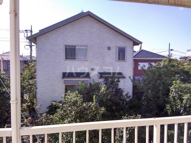 オレンジハウス森田弐番館 203号室の景色