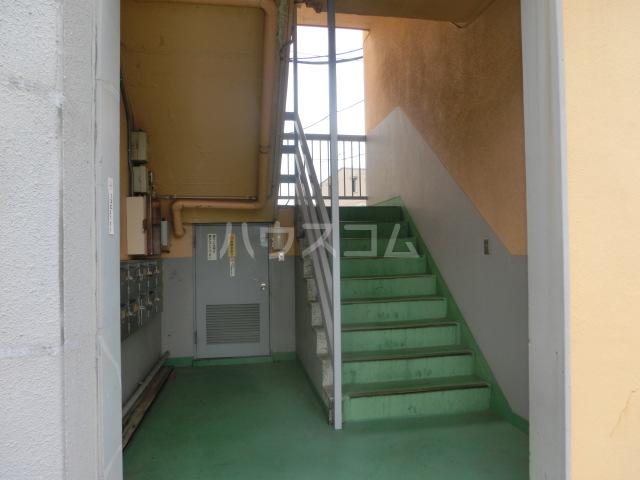 フォレストフィールド 303号室の玄関