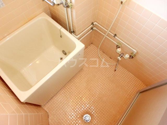 フォレストフィールド 303号室の風呂
