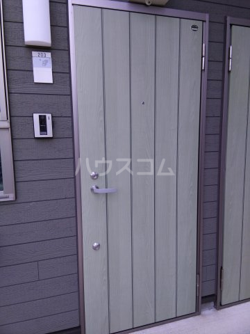 minimal浦和美園 203号室の玄関