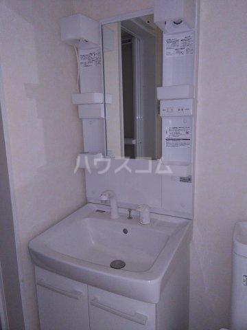minimal浦和美園 203号室の洗面所