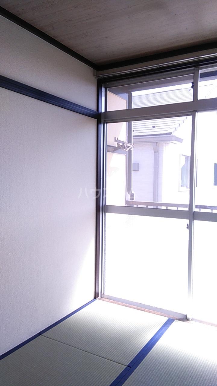 グリーンヒル湘南 203号室の地図