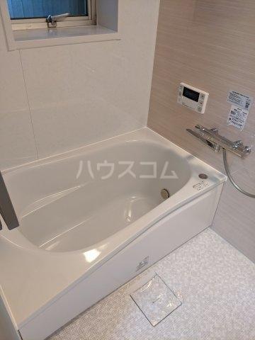 木崎コーポ 202号室の風呂