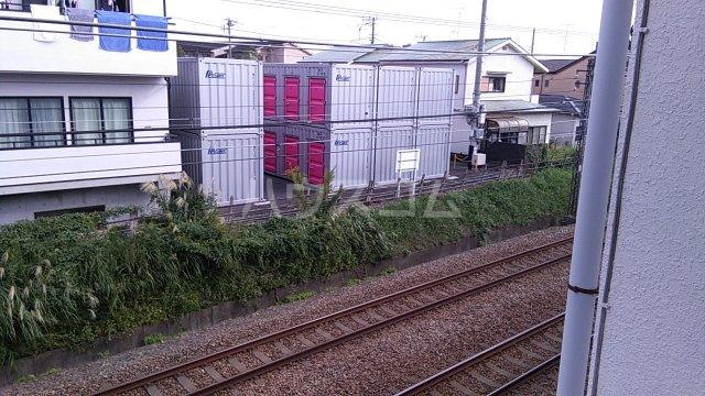 三井ハイツ 205号室の景色