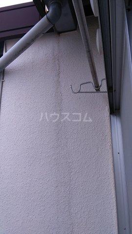 三井ハイツ 205号室のバルコニー