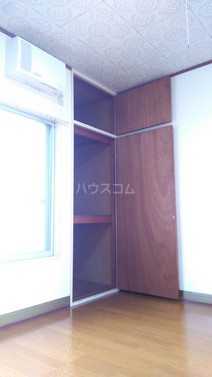 三井ハイツ 205号室の収納