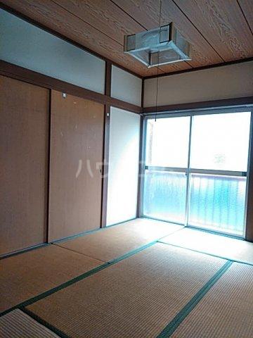 横山荘 101号室の居室