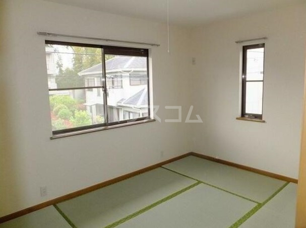 モンシャトーK 201号室の居室