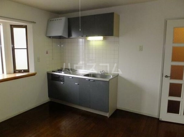 モンシャトーK 201号室のキッチン