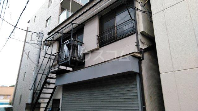 高田荘の外観