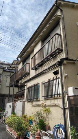 山口アパート外観写真