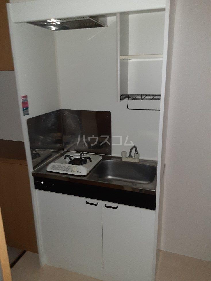 アルバティアラ 302号室のキッチン