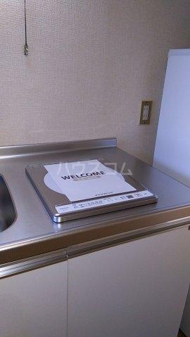メゾン湘南 102号室の設備