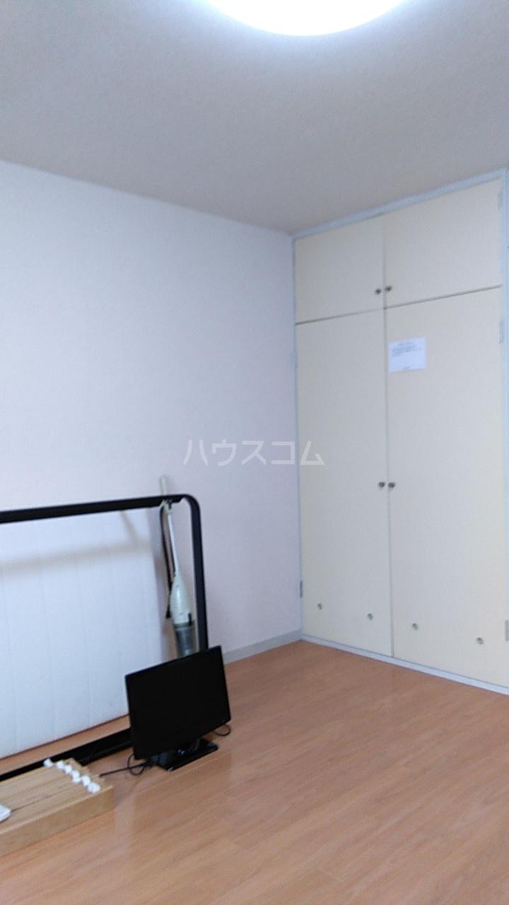 メゾン湘南 102号室のベッドルーム