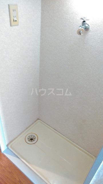 トップ五反野第1 308号室の収納