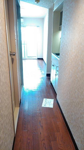トップ五反野第1 308号室の風呂