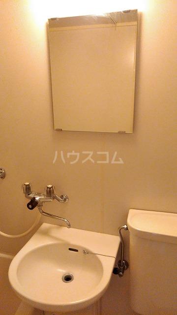 トップ五反野第1 308号室の洗面所