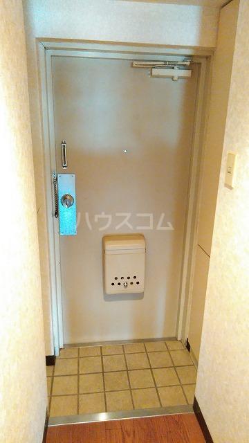 トップ五反野第1 308号室の玄関