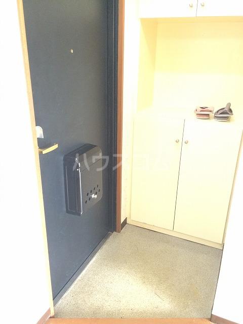 ラヴィータフォルトナ 101号室の玄関