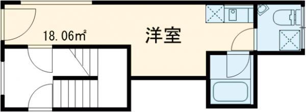 KOSTIC MINOWA・302号室の間取り