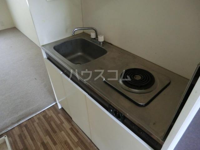 アネックスKⅡ 205号室のキッチン