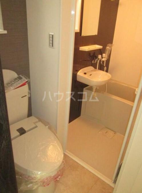 フェリーチェ荻窪Ⅱ 102号室のトイレ