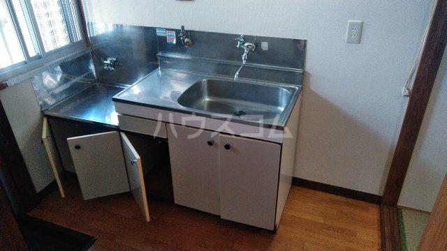 コーポ﨑玉 202号室のキッチン
