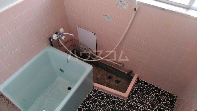 コーポ﨑玉 202号室の風呂
