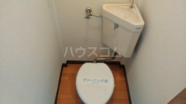 コーポ﨑玉 202号室のトイレ
