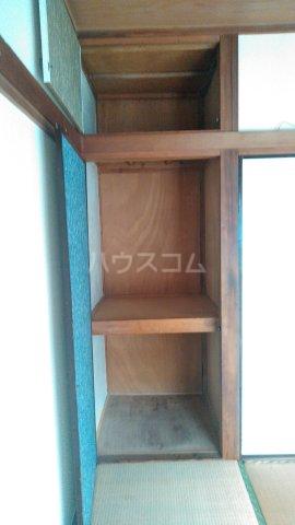 コーポ﨑玉 202号室の収納