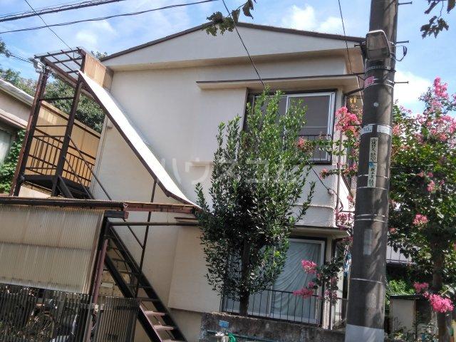 ライズ東小金井 203号室のエントランス
