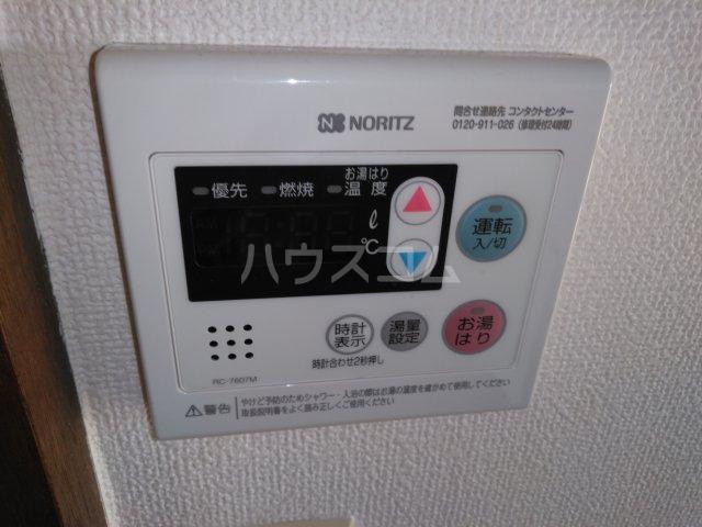 ライズ東小金井 203号室の設備