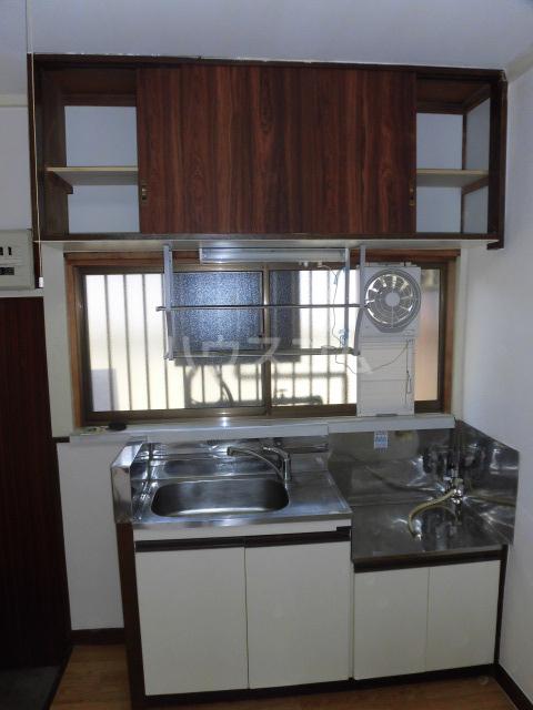 ライズ東小金井 203号室のキッチン