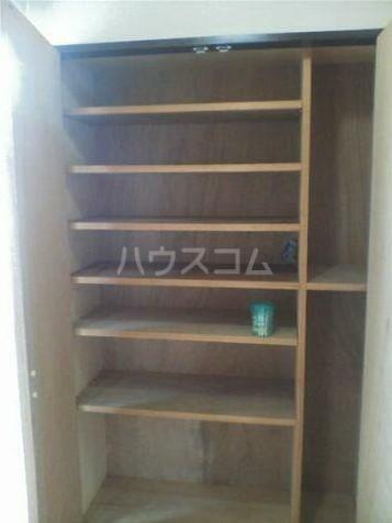 KOU 201号室の収納