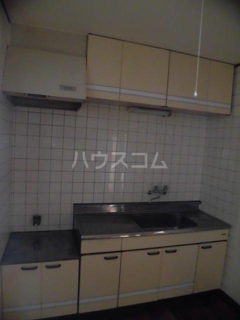 パークホームズA 102号室のキッチン