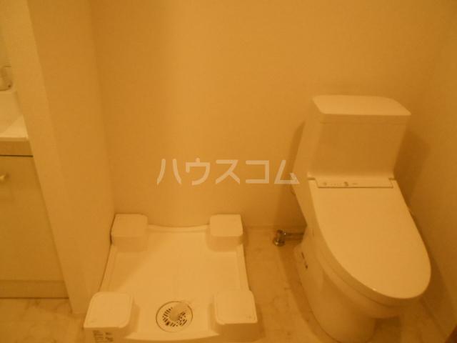 リヴシティ大泉学園 311号室のトイレ